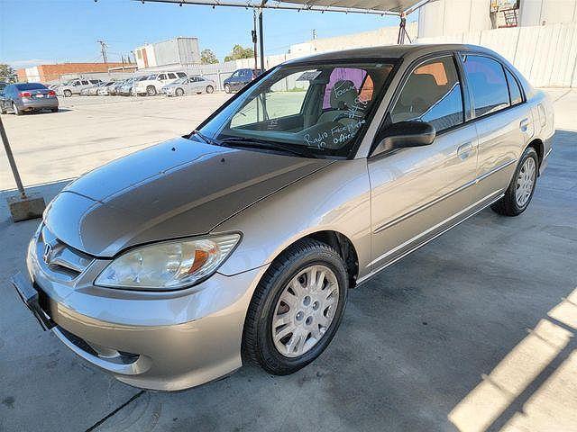 2004 Honda Civic LX for sale in Gardena, CA