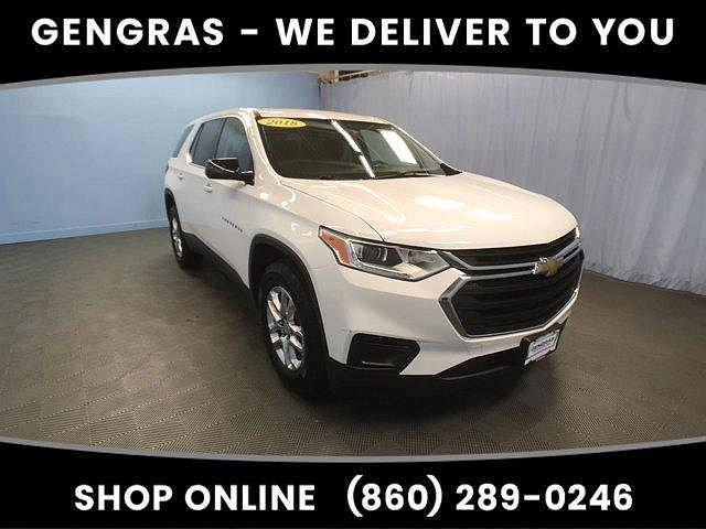 2018 Chevrolet Traverse LS for sale in East Hartford, CT