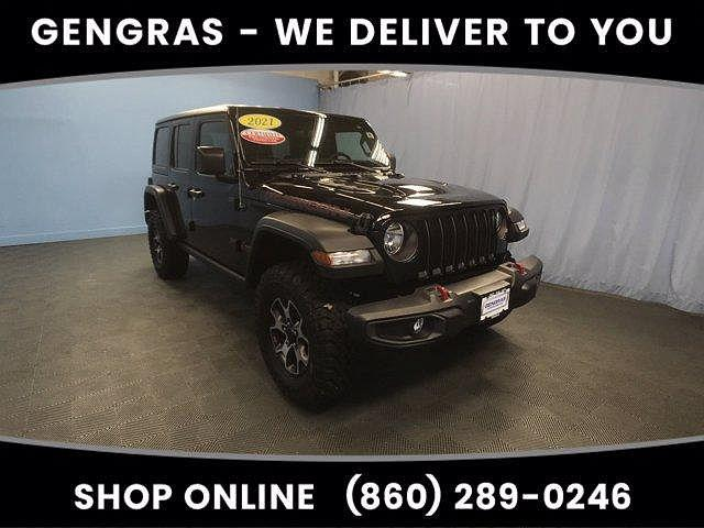 2021 Jeep Wrangler Unlimited Rubicon for sale in East Hartford, CT