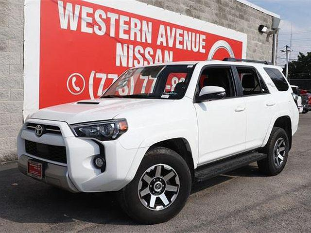 2020 Toyota 4Runner SR5/TRD Off Road for sale in Chicago, IL