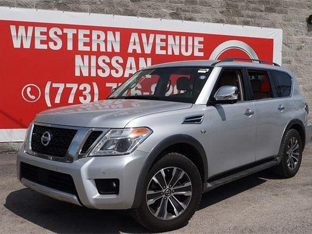 2018 Nissan Armada for sale near Chicago, IL