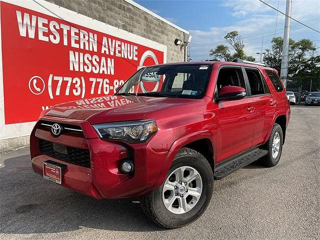 2020 Toyota 4Runner SR5 for sale in Chicago, IL