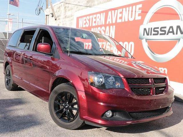 2019 Dodge Grand Caravan GT for sale in Chicago, IL