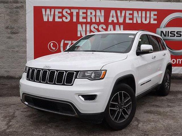 2019 Jeep Grand Cherokee Limited for sale in Chicago, IL