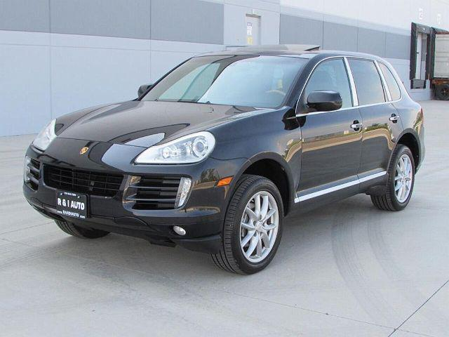 2008 Porsche Cayenne AWD 4dr Tiptronic for sale in Lake Bluff, IL