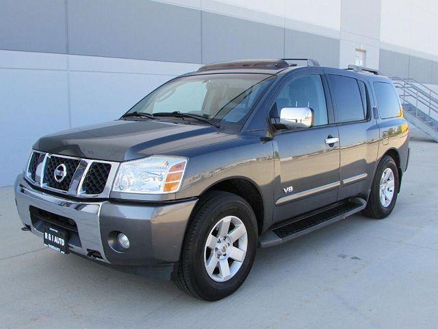 2006 Nissan Armada LE for sale in Lake Bluff, IL