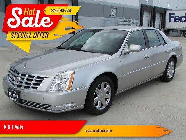 2007 Cadillac DTS Luxury I for sale in Lake Bluff, IL