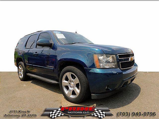 2007 Chevrolet Tahoe LT for sale in Arlington, VA