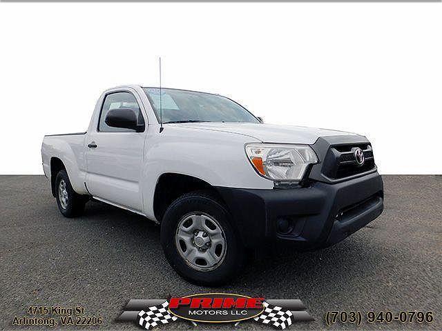 2014 Toyota Tacoma 2WD Reg Cab I4 AT (Natl) for sale in Arlington, VA