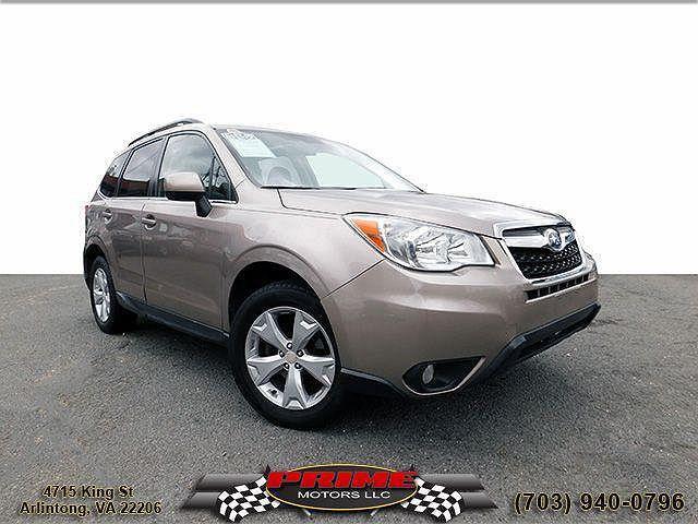 2015 Subaru Forester for sale near Arlington, VA