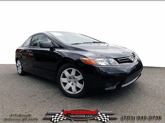 2008 Honda Civic Cpe for sale near Arlington, VA