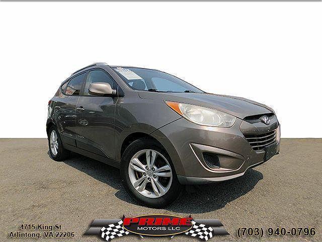 2011 Hyundai Tucson for sale near Arlington, VA