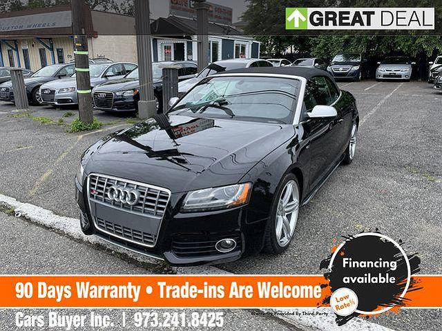2011 Audi S5 Premium Plus for sale in South Hackensack, NJ