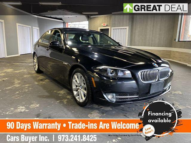 2013 BMW 5 Series 528i xDrive for sale in South Hackensack, NJ