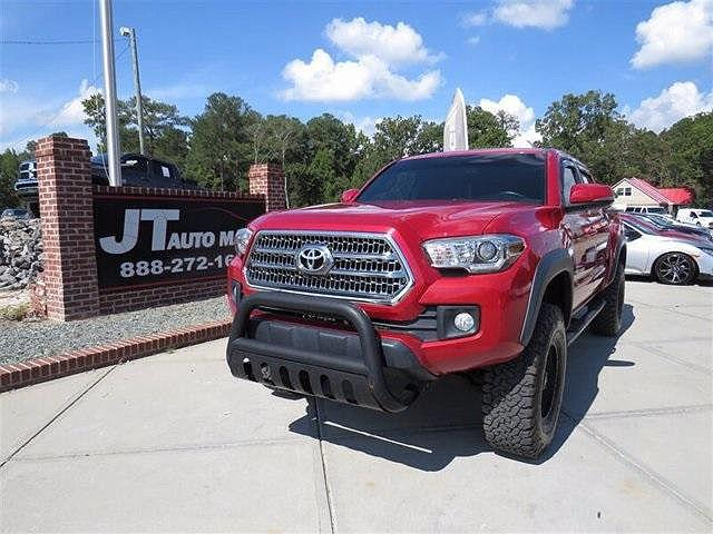 2016 Toyota Tacoma TRD Off Road for sale in Sanford, NC