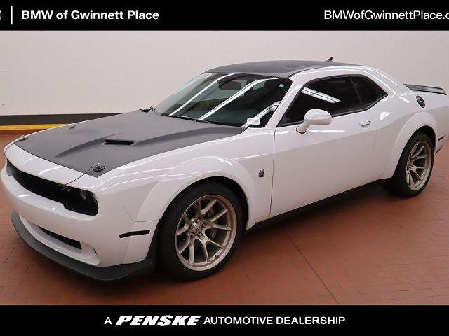 2020 Dodge Challenger R/T Scat Pack 50th Ann. Widebody for sale in Duluth, GA