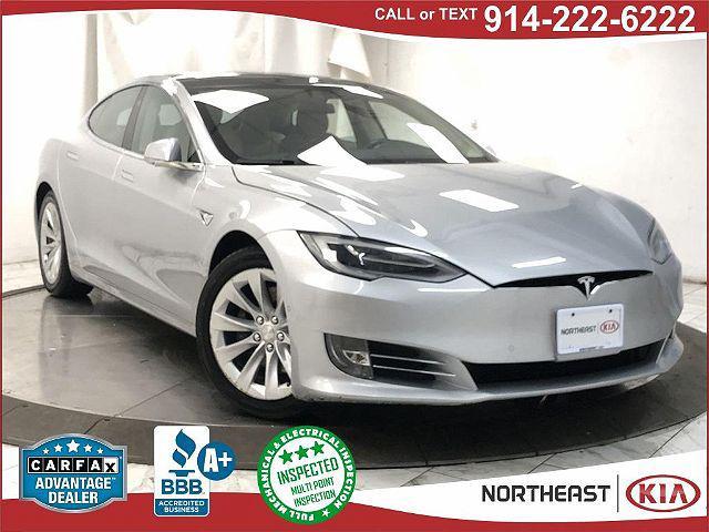 2017 Tesla Model S 90D for sale in White Plains, NY