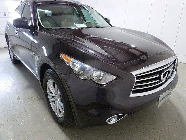 2015 INFINITI QX70 RWD 4dr for sale in Frankfort, IL