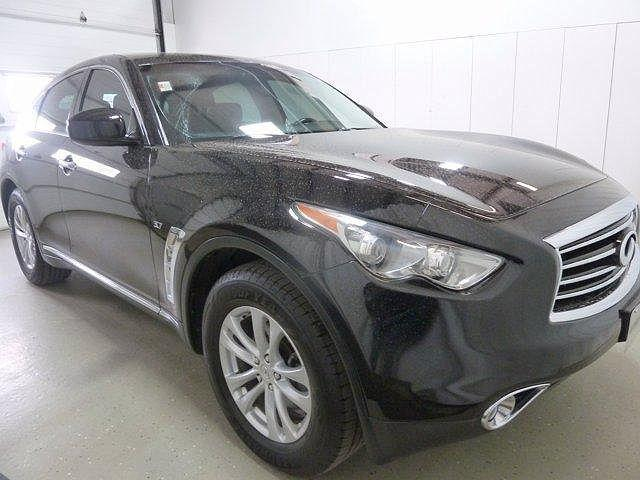 2016 INFINITI QX70 AWD 4dr for sale in Frankfort, IL