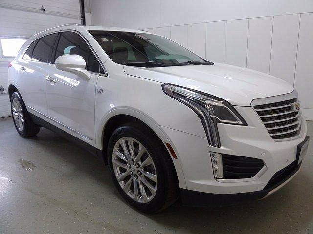 2017 Cadillac XT5 Platinum AWD for sale in Frankfort, IL