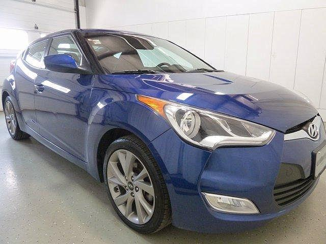 2017 Hyundai Veloster Dual Clutch for sale in Frankfort, IL