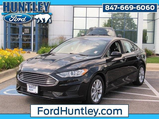 2020 Ford Fusion SE for sale in Huntley, IL