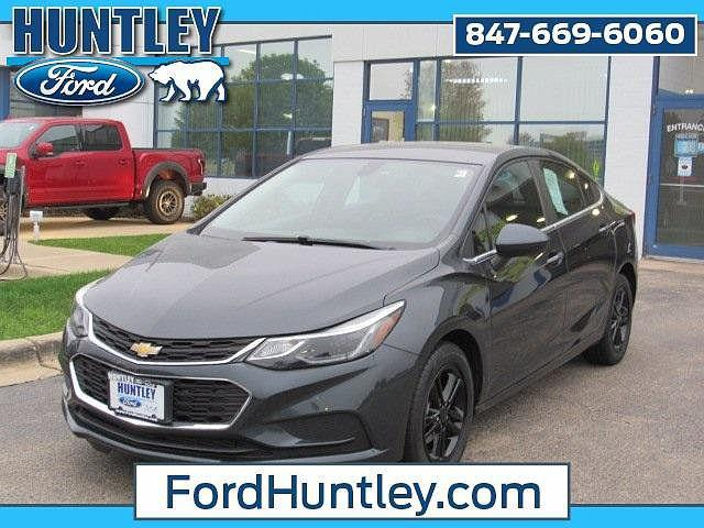 2018 Chevrolet Cruze LT for sale in Huntley, IL