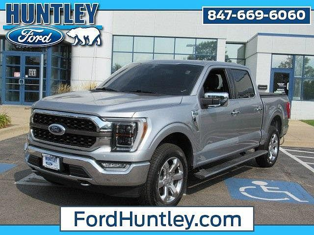 2021 Ford F-150 King Ranch for sale in Huntley, IL