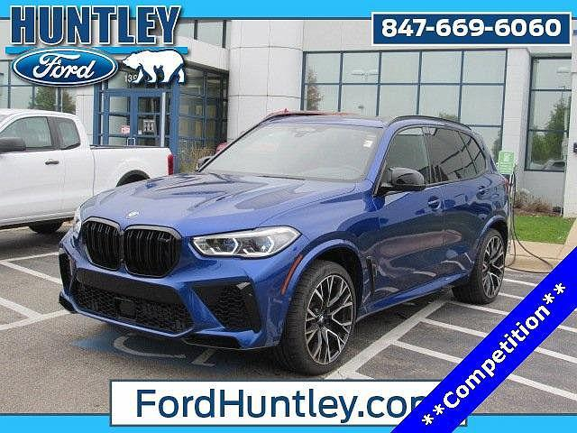 2020 BMW X5 M Competition for sale in Huntley, IL