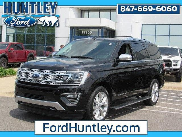 2019 Ford Expedition Platinum for sale in Huntley, IL