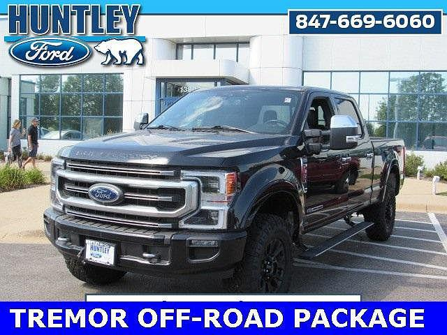2020 Ford F-350 Platinum for sale in Huntley, IL