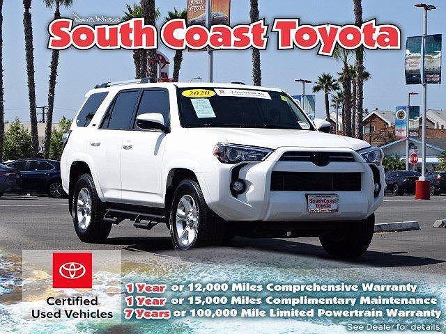 2020 Toyota 4Runner SR5 for sale in Costa Mesa, CA
