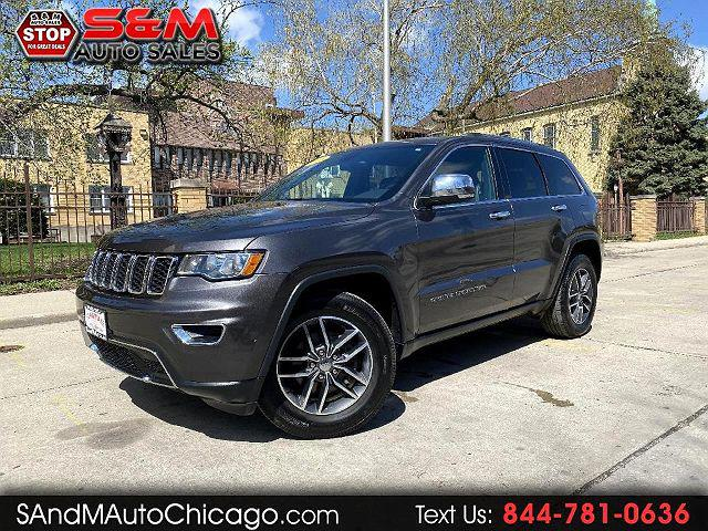2018 Jeep Grand Cherokee Limited for sale in Hickory Hills, IL