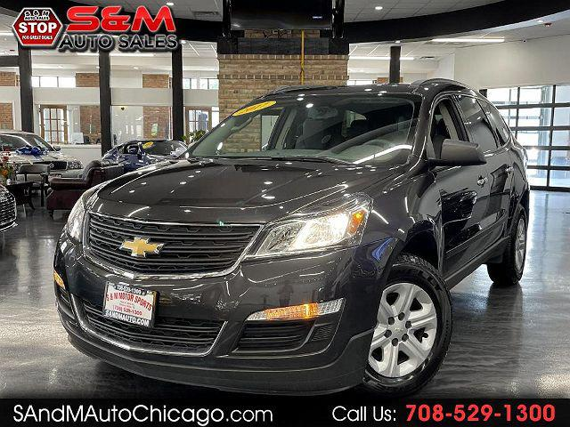 2017 Chevrolet Traverse LS for sale in Hickory Hills, IL