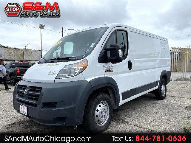 """2017 Ram ProMaster Cargo Van 1500 Low Roof 136"""" WB for sale in Hickory Hills, IL"""
