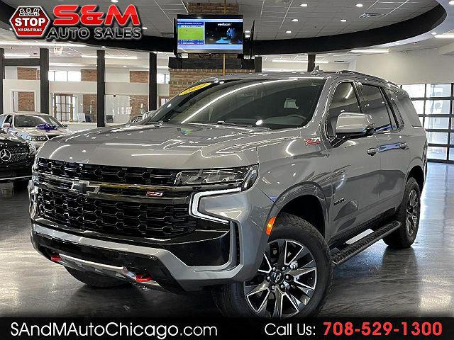 2021 Chevrolet Tahoe Z71 for sale in Hickory Hills, IL