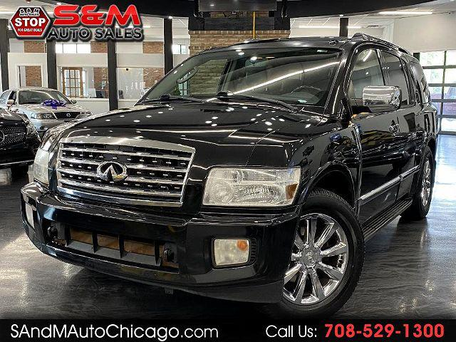 2009 INFINITI QX56 RWD 4dr for sale in Hickory Hills, IL