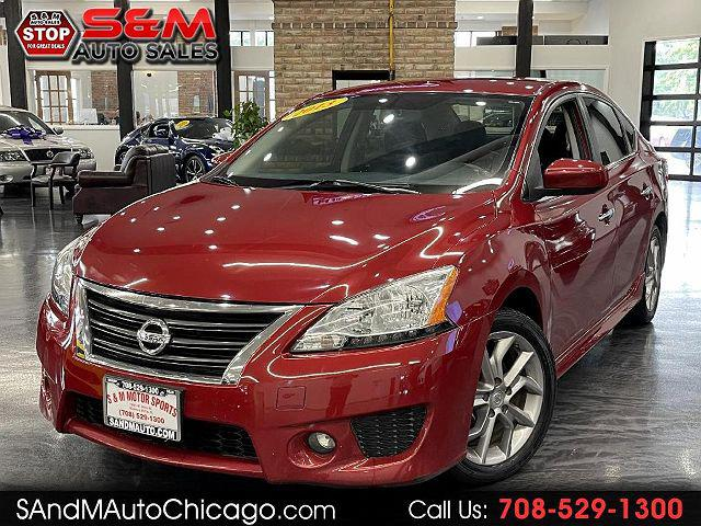 2013 Nissan Sentra SR for sale in Hickory Hills, IL