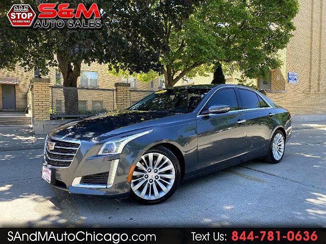 2016 Cadillac CTS Sedan Luxury Collection RWD for sale in Hickory Hills, IL