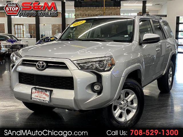 2021 Toyota 4Runner SR5 for sale in Hickory Hills, IL