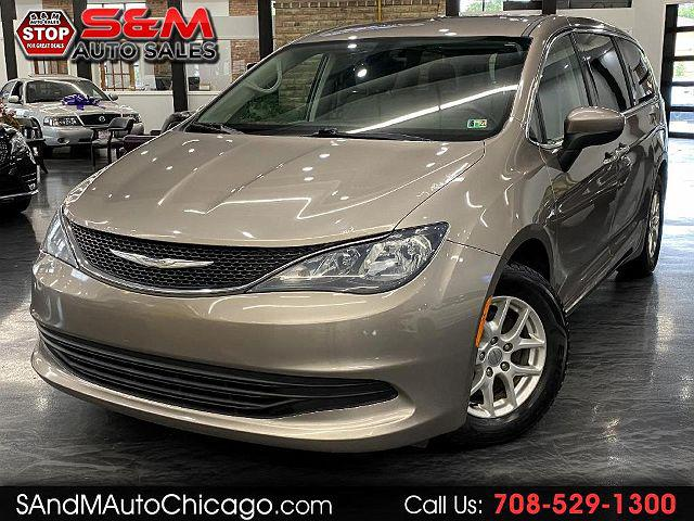 2017 Chrysler Pacifica LX for sale in Hickory Hills, IL