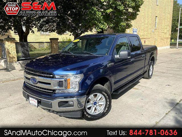 2018 Ford F-150 King Ranch for sale in Hickory Hills, IL