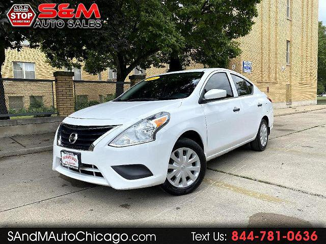2016 Nissan Versa S Plus for sale in Hickory Hills, IL