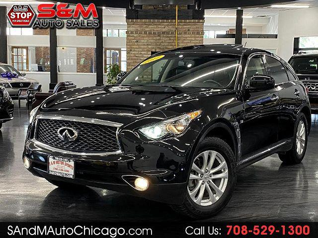 2017 INFINITI QX70 RWD for sale in Hickory Hills, IL