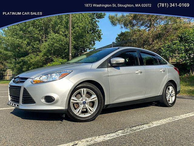 2013 Ford Focus SE for sale in Stoughton, MA
