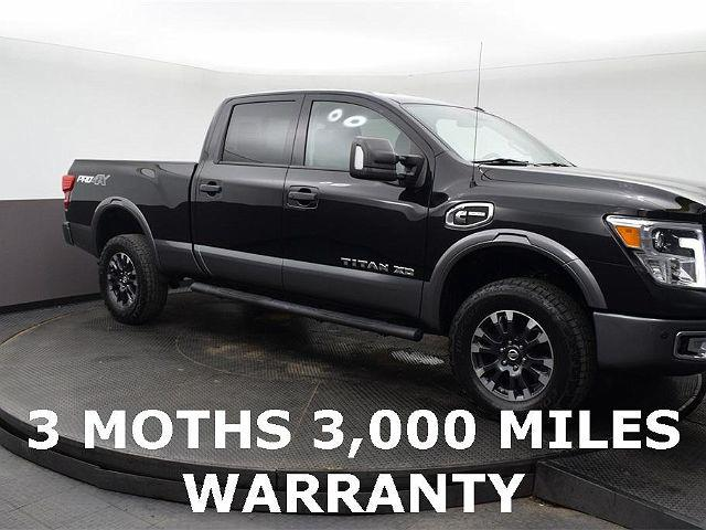 2016 Nissan Titan XD PRO-4X for sale in Highland Park, IL