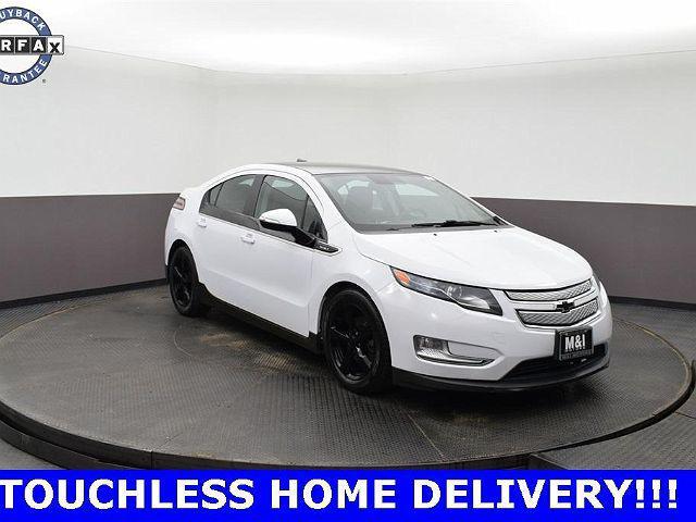 2012 Chevrolet Volt 5dr HB for sale in Highland Park, IL