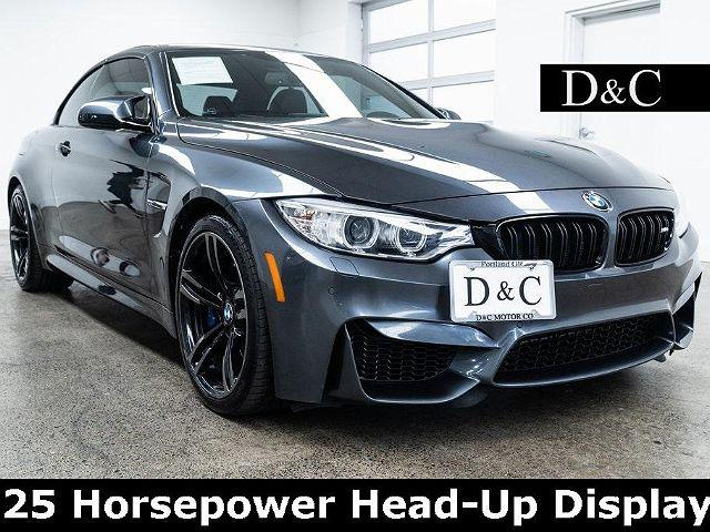 2016 BMW M4 2dr Conv for sale in Portland, OR