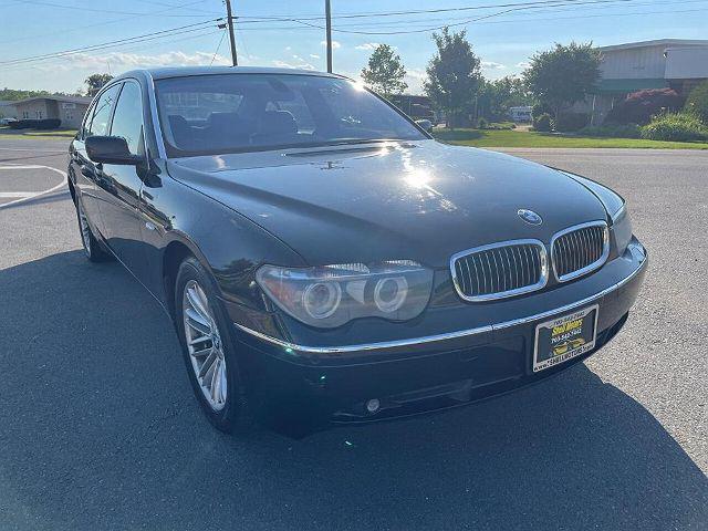 2004 BMW 7 Series 745Li for sale in Chantilly, VA