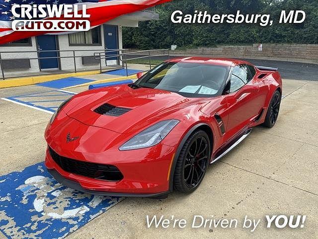 2019 Chevrolet Corvette Grand Sport 1LT for sale near Gaithersburg, MD